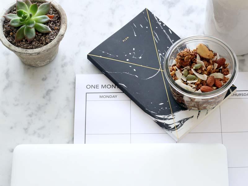 BLOG_MFK_fivedays granola alone